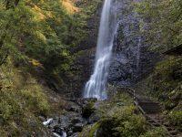 白猪の滝(秋)
