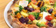 お野菜のピッツァ 重信オルトナーラ