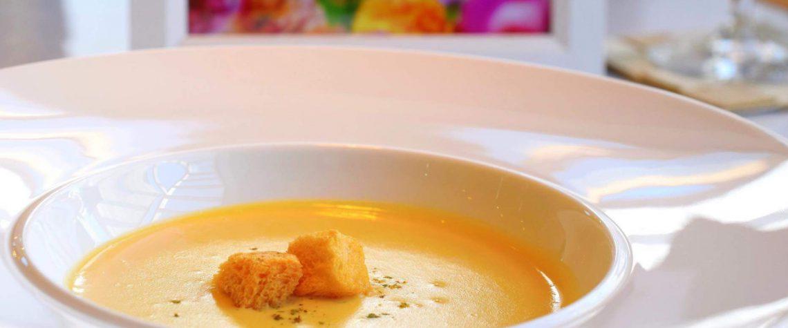 東温市産野菜のクリーム