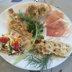 シェフ ファビオと東温市産イタリアンハーブを満喫しよう!